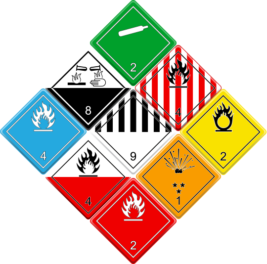 Avisar International Limited Dangerous Goods Compliance Services